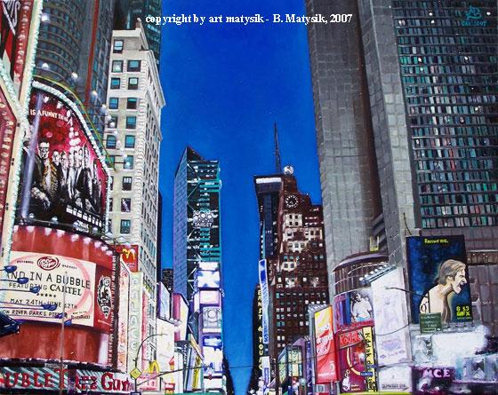 nightlife - New York City, 10th June 2007, 8:30 pm