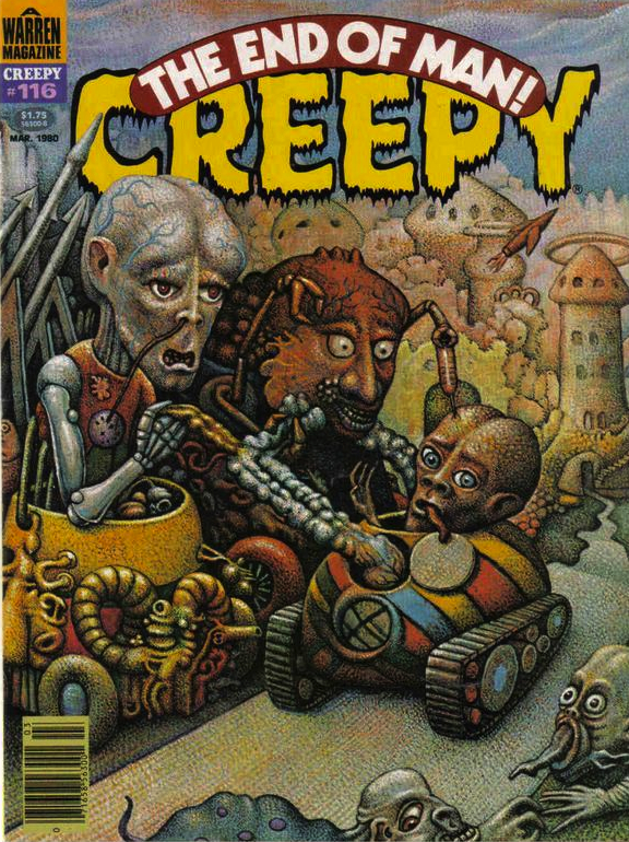 Creepy 116 BEST