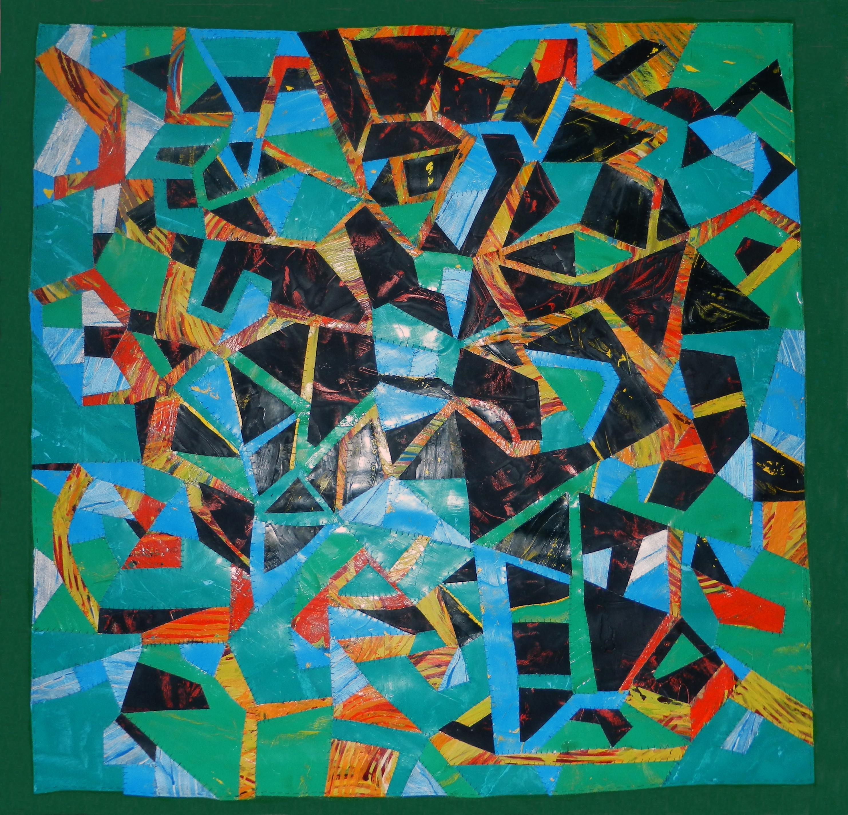 Santiago-Flores¨Candelas¨-oil-acrylic-on-assembled-canvas-