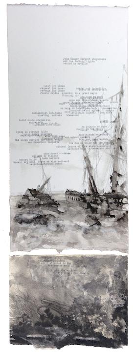 "Robert Saywitz, ""Shipwrecks"""