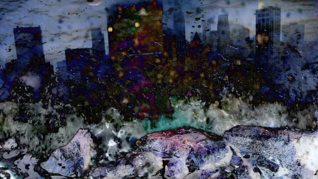 Mariana Trench - Orin Buck video still