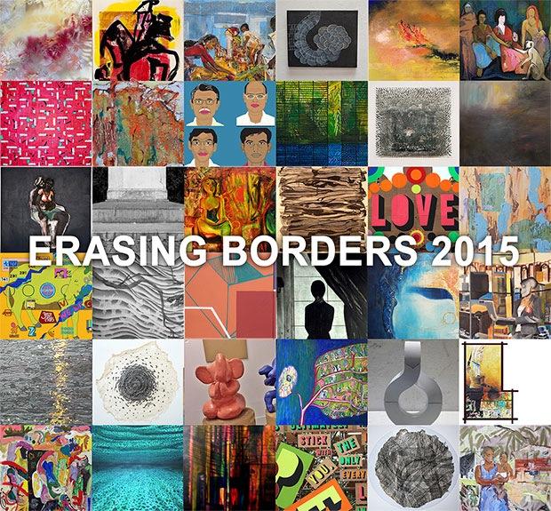 Erasing Borders 2015