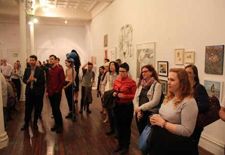 Queer WAH: Opening Photos by Tasneem Shahzad on Oct. 9, 2015