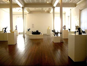 "Installation Views: ""The Dog's Notes"" by Poren Haung and WAH Bridges Man's Best Friend: ""Dog"", Photos taken by Yuko Nii."