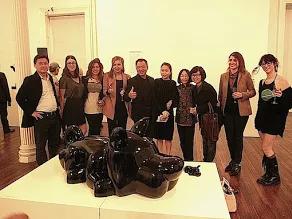Opening Reception, photos taken by Yuko Nii, November 7, 2015