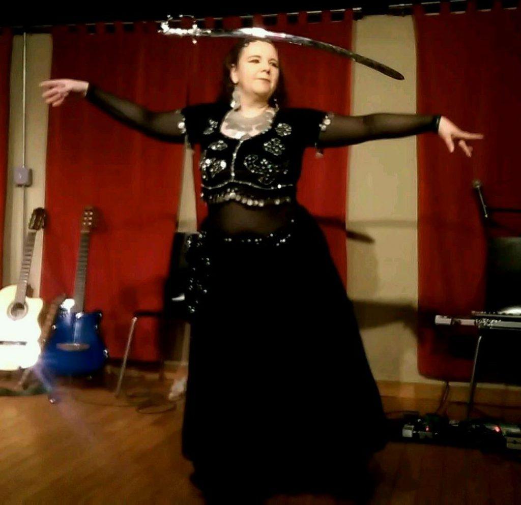 Dance Performance by Jennifer Primosch