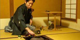 Tea Master Yoshitsugu Nagano